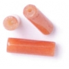 Red Aventurine 4X13mm Round Tube Semi-Precious